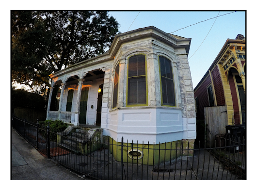 My Life in the Quarter: House in the Marigny | New Orleans Sites and Sights