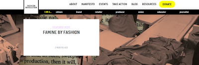 Top Listed Textile Blogs and Websites on the Web | Fashion Revolution
