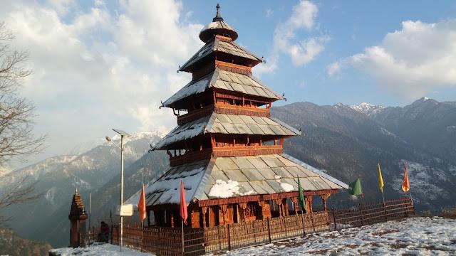 Manu Rishi Temple