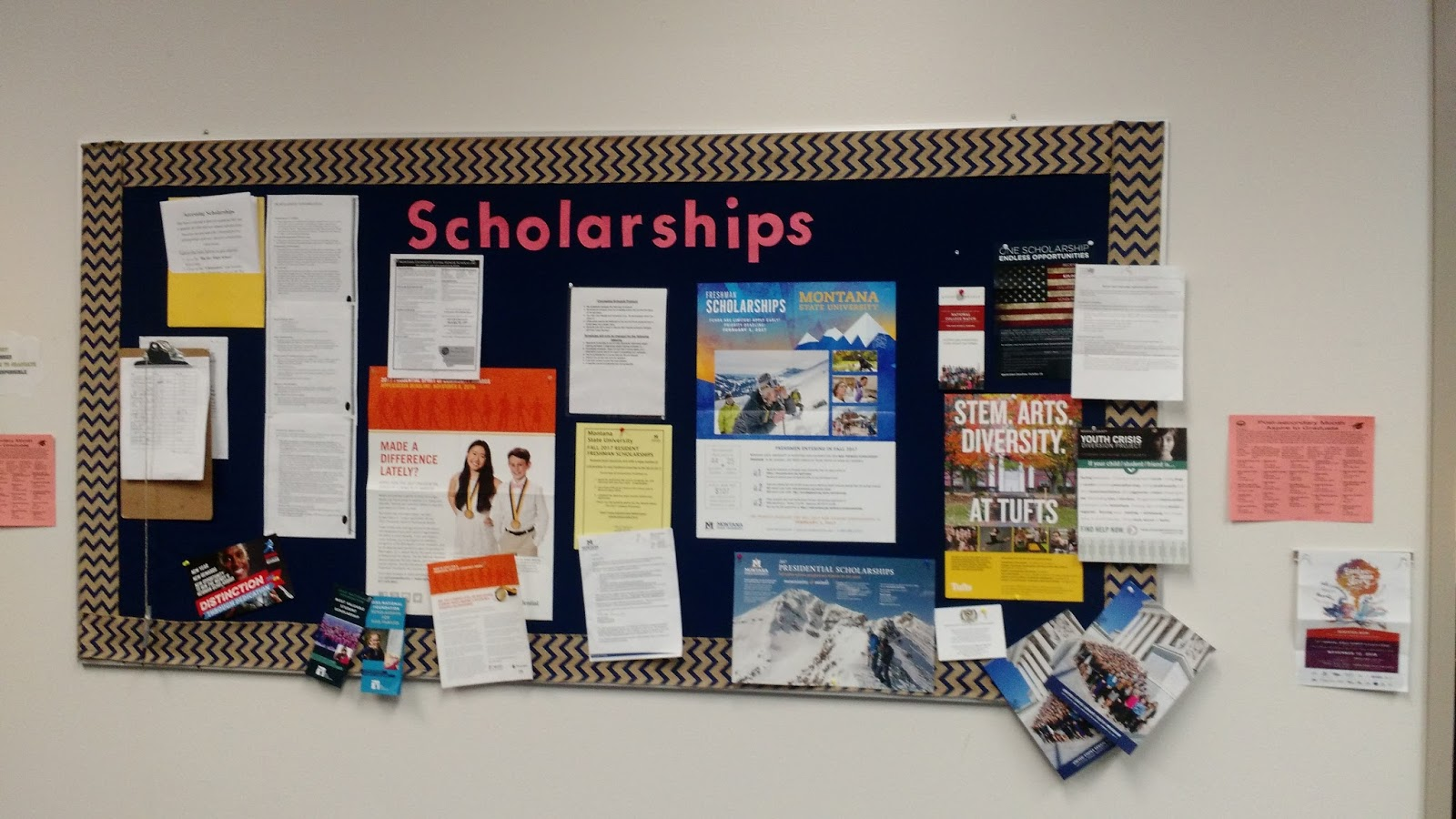 Bp Scholarship  Update Student Room