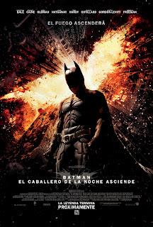 Batman 3: El Caballero de la Noche Asciende / El Caballero Oscuro: La Leyenda Renace