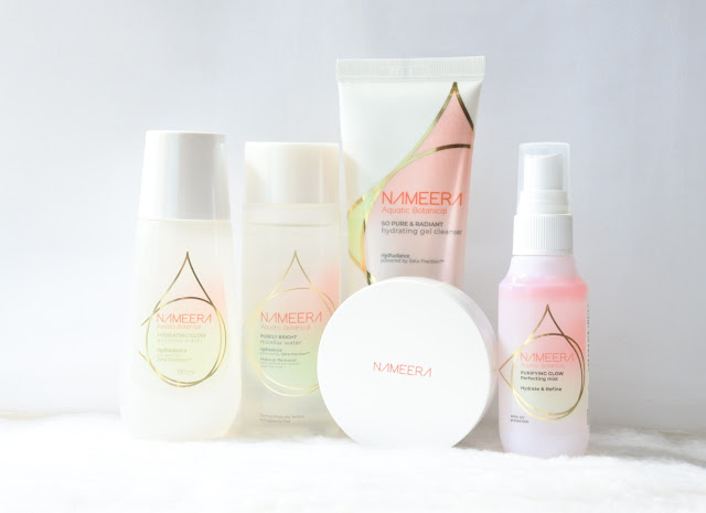 Nameera Skincare Series
