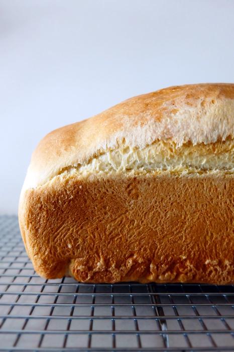 view of buttermilk bread side