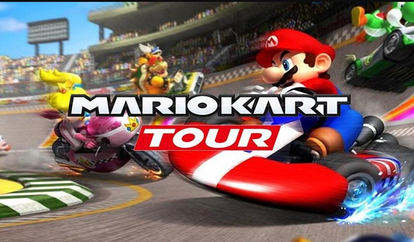 Nintendo launch Mario Kart Tour on Android and IOS on September 25,Pre-Registration Begin