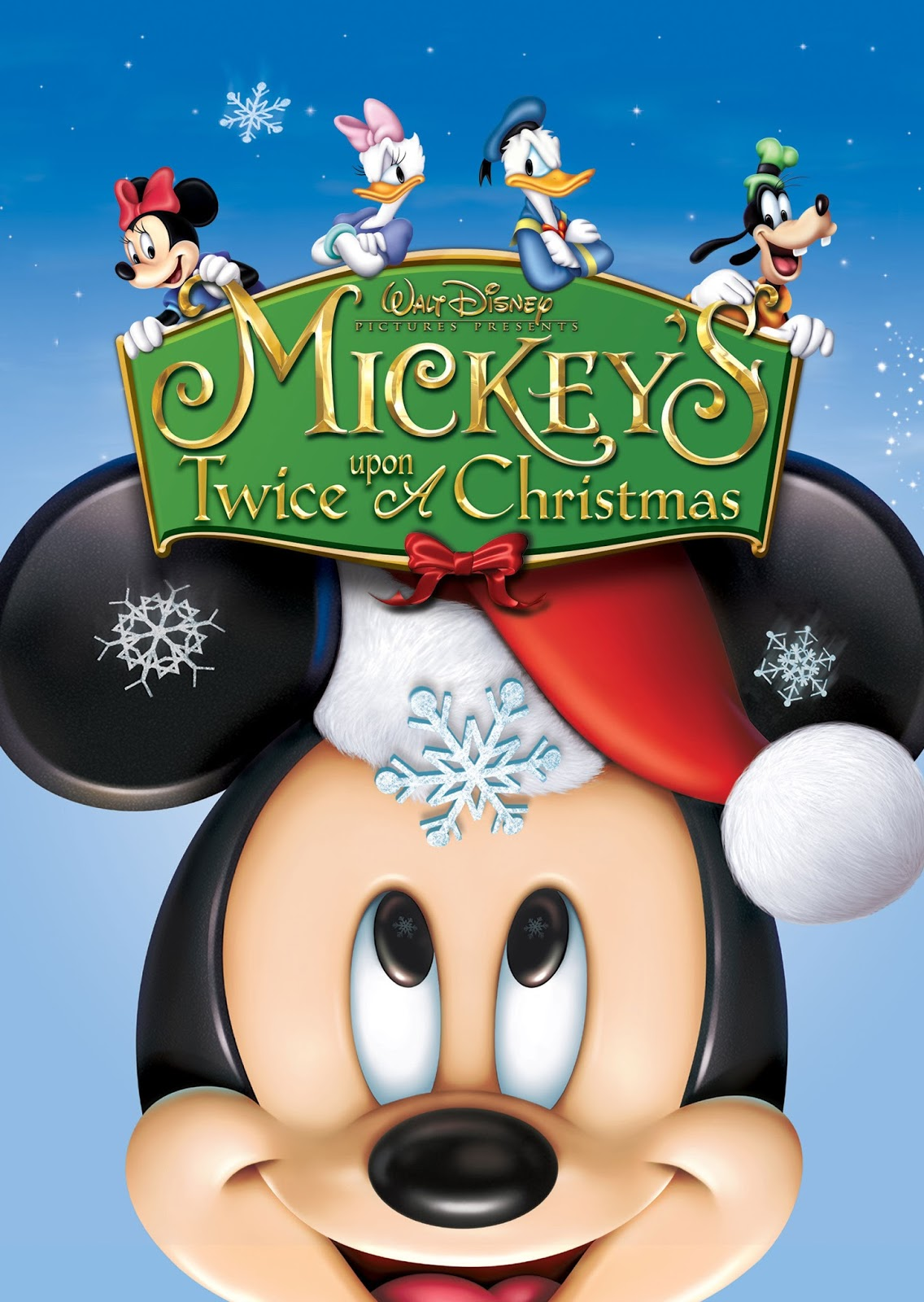 Mickey's Twice Upon a Christmas (2004) ταινιες online seires oipeirates greek subs