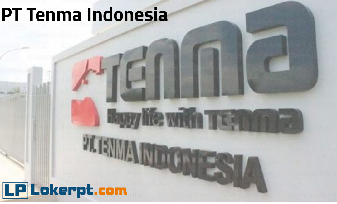 PT Tenma Indonesia MM2100 Cikarang