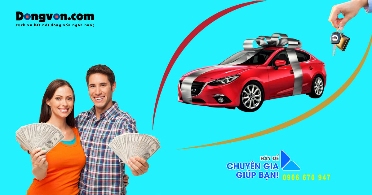 vay mua ô tô ngân hàng nào lãi suất thấp
