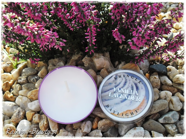 Vanilla Lavender - Kringle Candle
