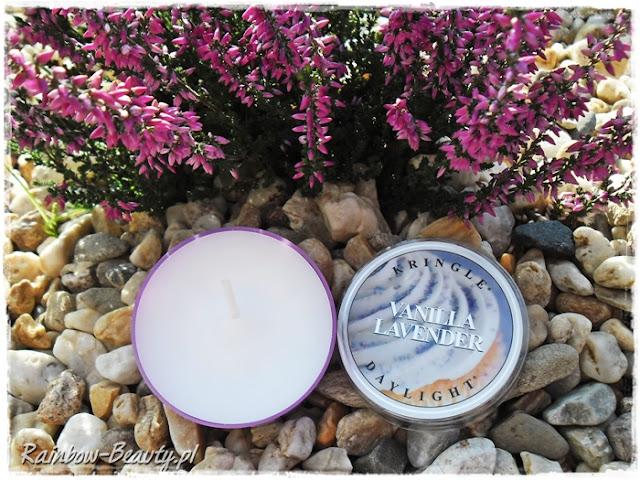 Vanilla Lavender - Kringle Candle