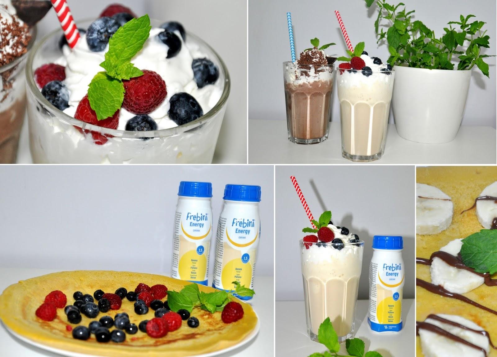 Żywienie ma znaczenie cz.II - odżywcze desery na bazie Frebini i KONKURS!