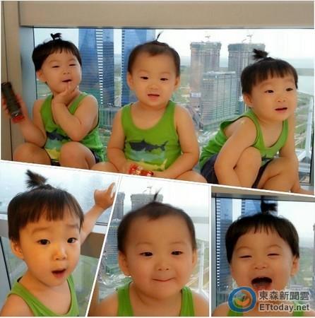 宋家三胞胎大韓民國萬歲
