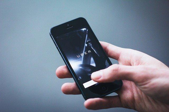 Uber platform business model