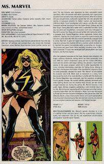 Miss Marvel Superheroina