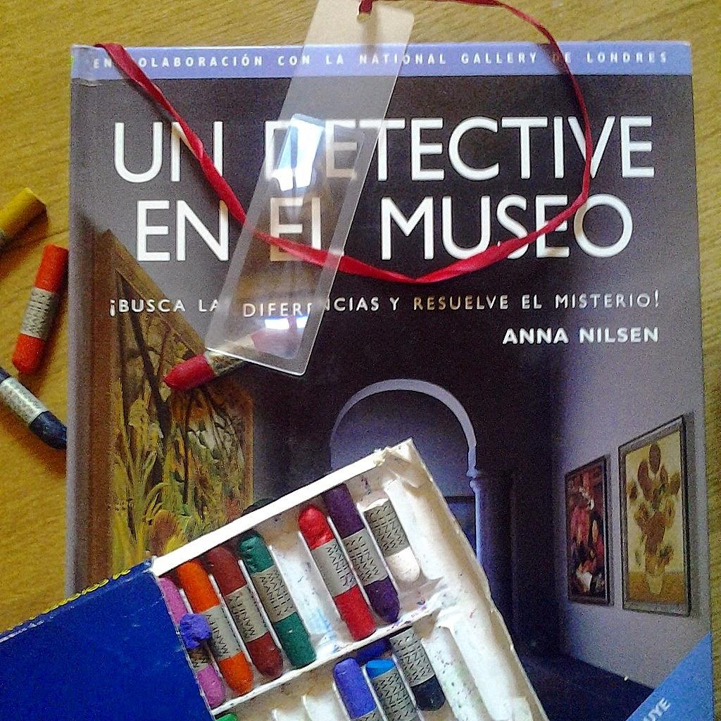 #Hoyleemos: Un detective en el museo