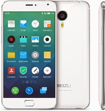 Spesifikasi Smartphone Meizu MX4 Pro 4G