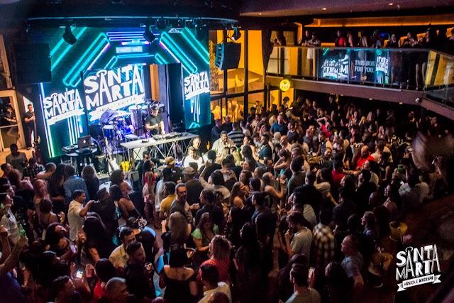 Santa Marta Curitiba Música e diverção