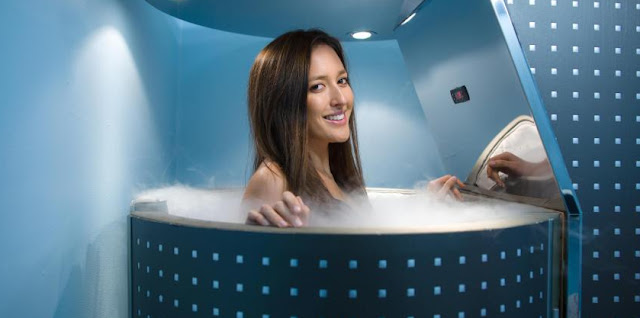 Cryotherapy Tighten loose Skin & Burn Calories Fast