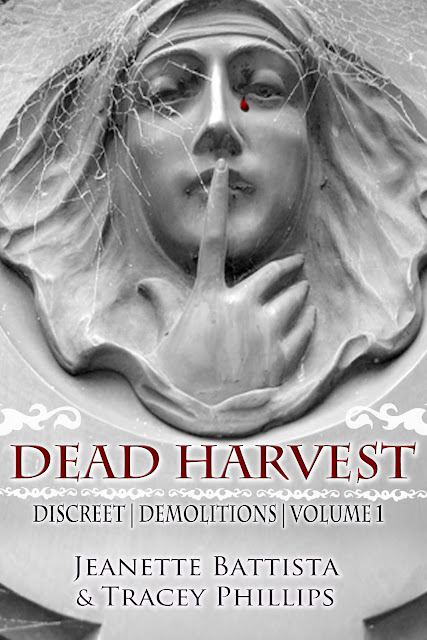 Cover Reveal! Dead Harvest by Jeanette Batista & Tracey Phillips