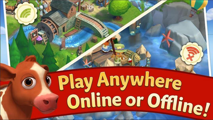 download FarmVille 2 Country Escape Mod Apk 3