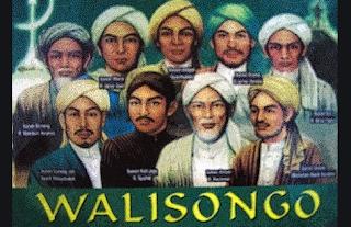 sejarah para wali Allah di Tanah Jawa