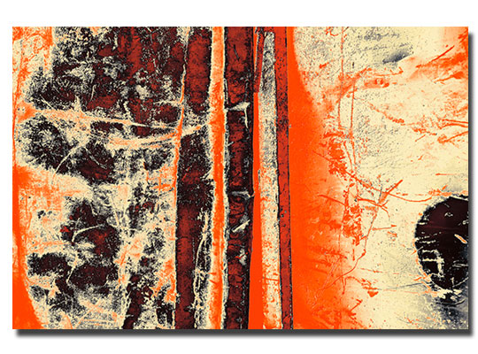 orange wall art, abstract art, orange art, contemporary art, artist, orange artwork,