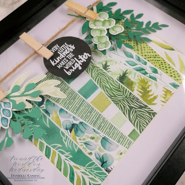 Stampin' Up! Forever Greenery suite