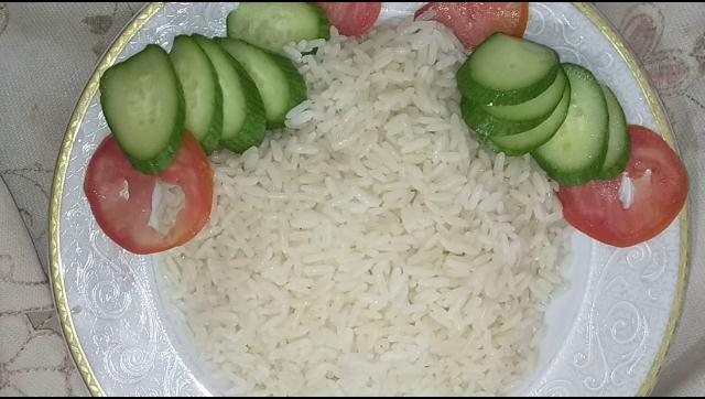طريقة عمل ارز بسمتي مثل المطاعم المفلفل في 15 دقيقة فقط الشيف محمد الدخميسي