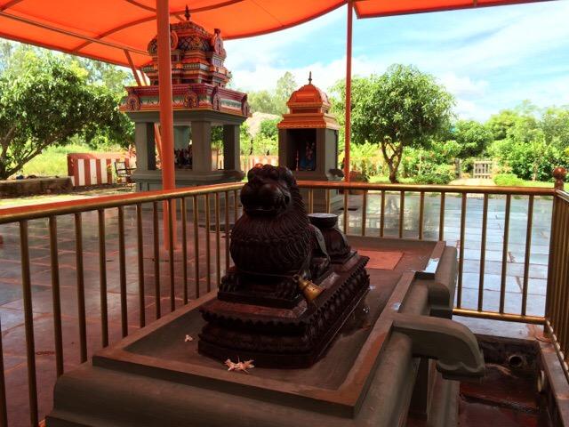 Sivananda Ashram Madurai Temple