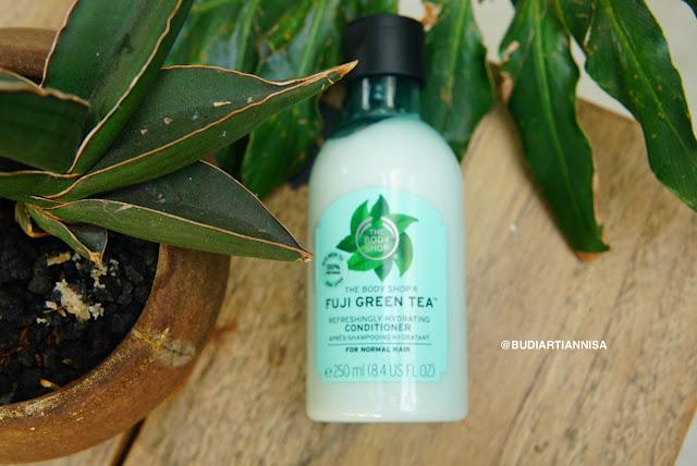 FUJI GREEN TEA CONDITIONER THE BODY SHOP