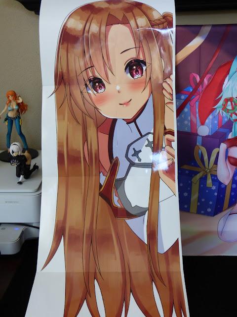 Sword Art Online - Asuna Wall Vinyl