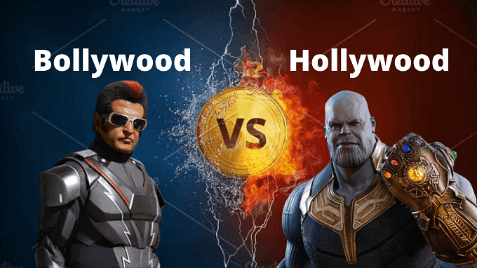 Bollywood vs Hollywood movies- Why Hollywood earn more?