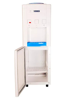 Blue Star BWD3FMRGA Star Hot, Cold and Normal Water Dispenser with Refrigerator | Best Water Dispenser with Fridge in India | Water Dispenser with Fridge Price