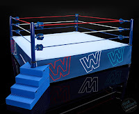 SDCC 2021 Mattel WWE Ultimate Edition New Generation Arena 01