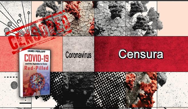 Covid-19 e a Censura
