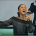 Video: Amazing Worship Session Led By Banky W's Wife,Adesua Etomi-Wellington