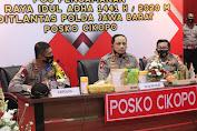 Wakapolri : Lonjakan Pengguna Tol Jakarta-Cikampek Capai 39 Persen Menjelang Libur Idul Adha