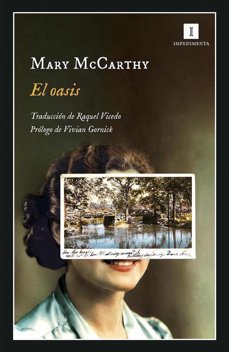 El oasis, Mary McCarthy