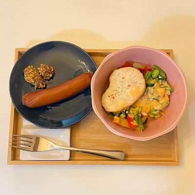 サラダ,温野菜,冷凍野菜,ジョンソンヴィル