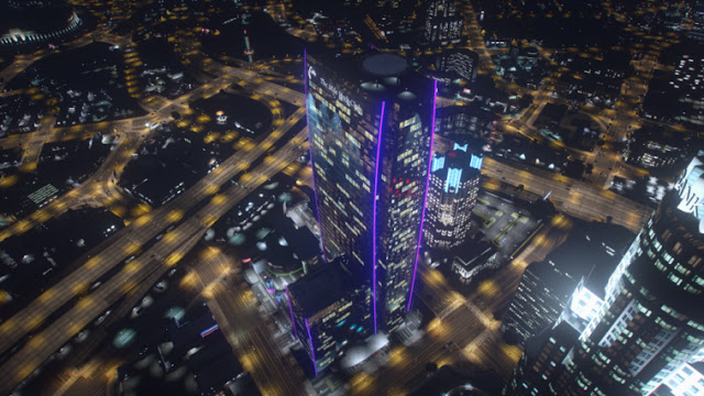 GTA 5 Modder Makes Mile High Club Buildings Explored