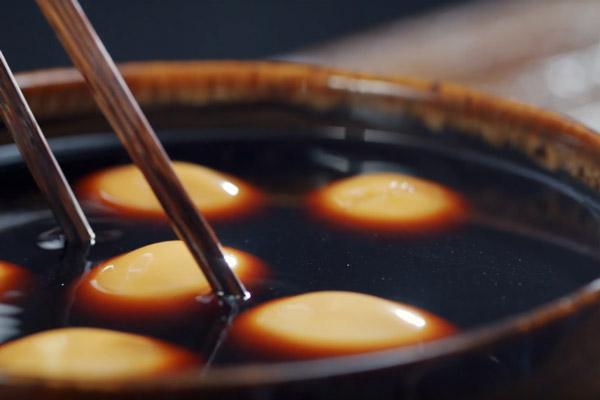 Trứng ngâm tương kiểu Nhật làm tại nhà với hương vị hấp dẫn