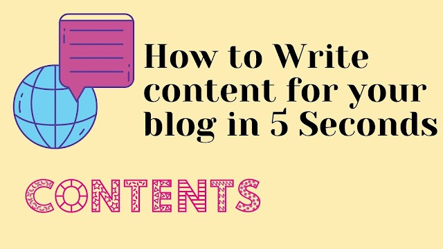 How to create post for your blog in just 3 seconds? | 1 Click WP Blogpost Review + Demo