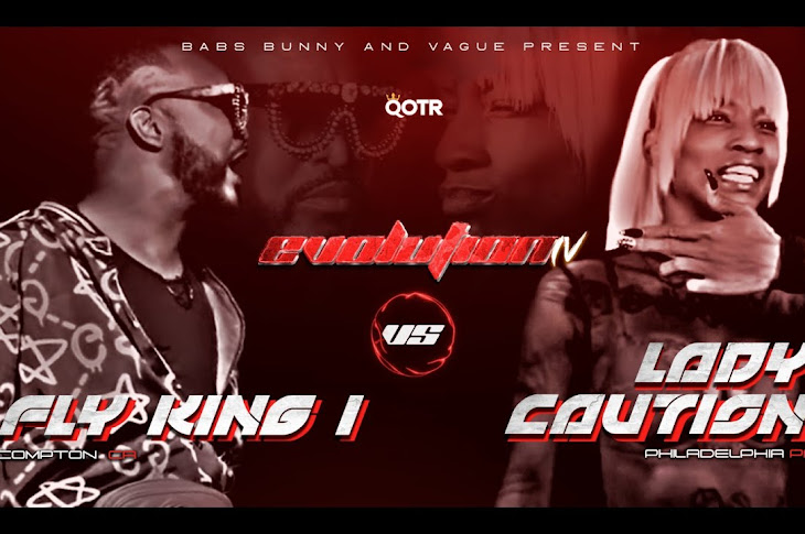 Queen Of The Ring Presents: Fly King I vs Lady Caution