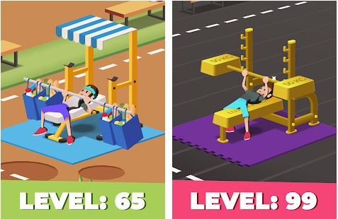 download Idle Fitness Gym Tycoon Mod Apk 3