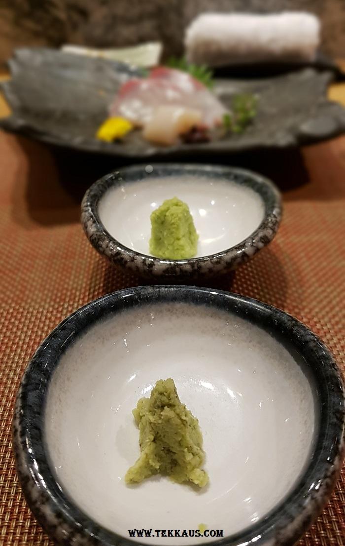 Miyabi Sheraton PJ Freshly Ground Wasabi