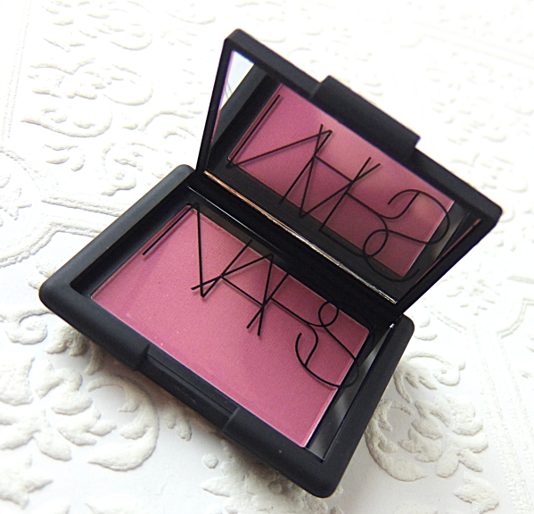 NARS 413 BLKR Blush review