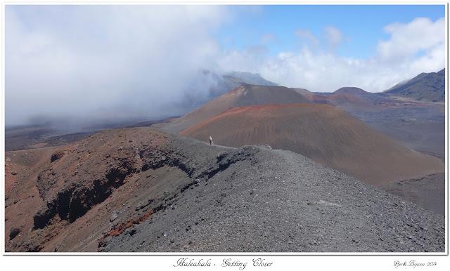 Haleakala: Getting Closer