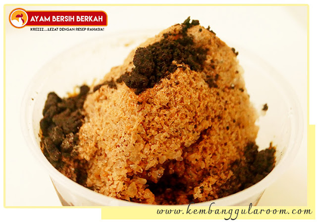 Ayam Bersih Berkah, Krezzz yang Bikin Nagih