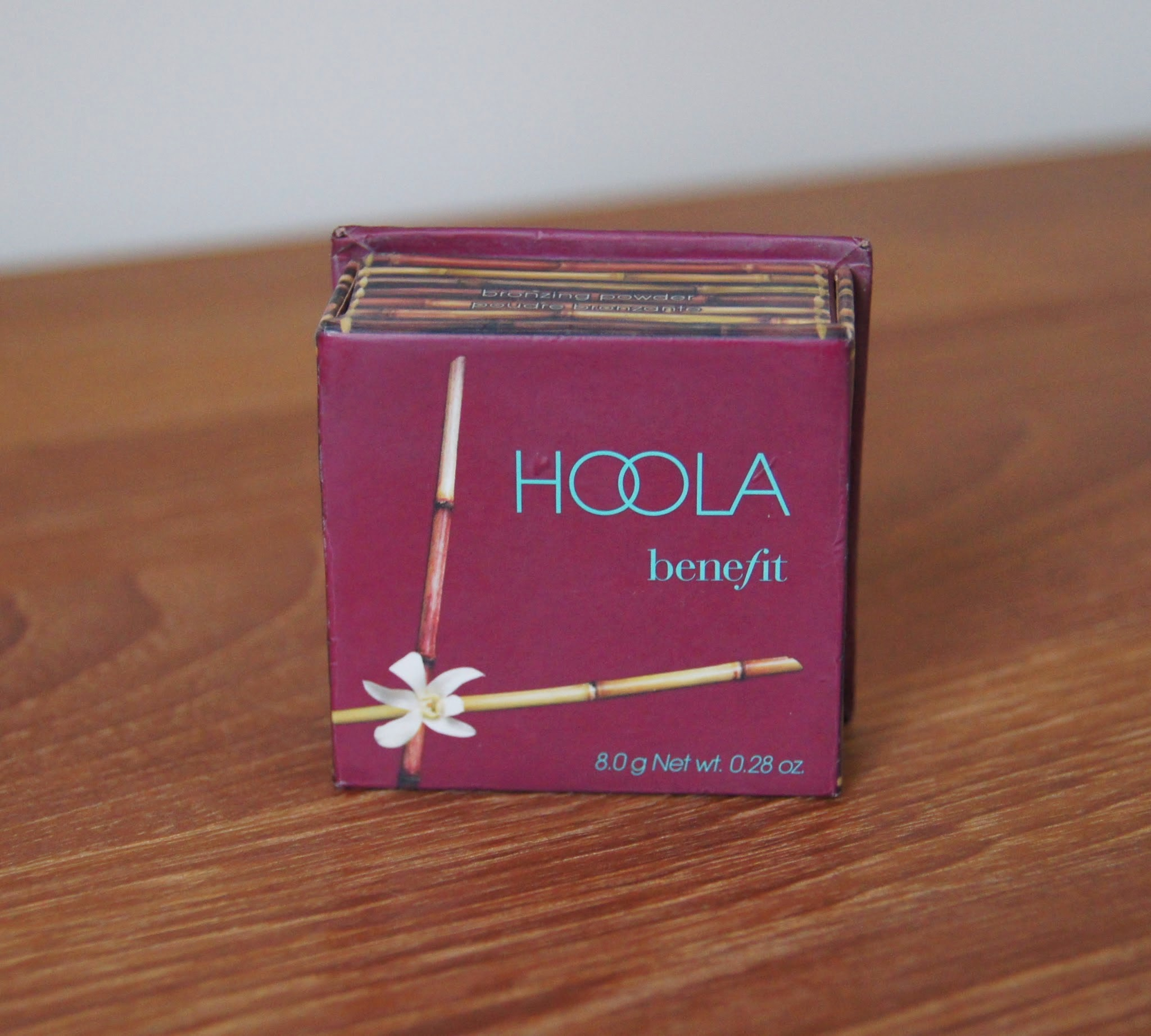 benefit box powder collection hoola bronzer review swatch