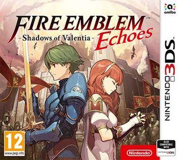Download 3DS Cia: Fire Emblem Echoes: Shadows of Valentia