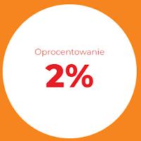 2% na koncie oszczędnościowym w mBanku